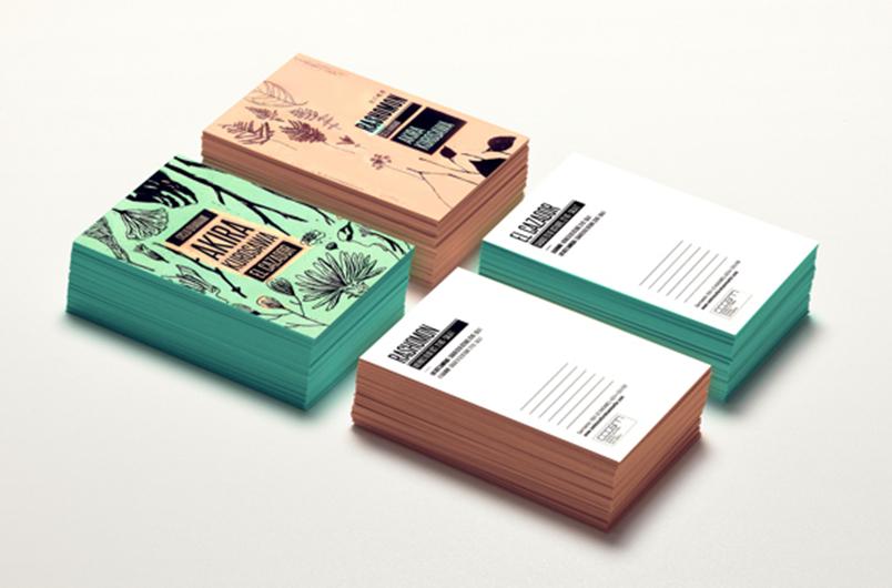 [名片 会员卡 喷绘]品牌设计欣赏4