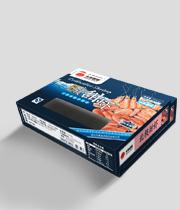 [包装盒 瓦楞纸箱 ]北极甜虾包装效果展示图